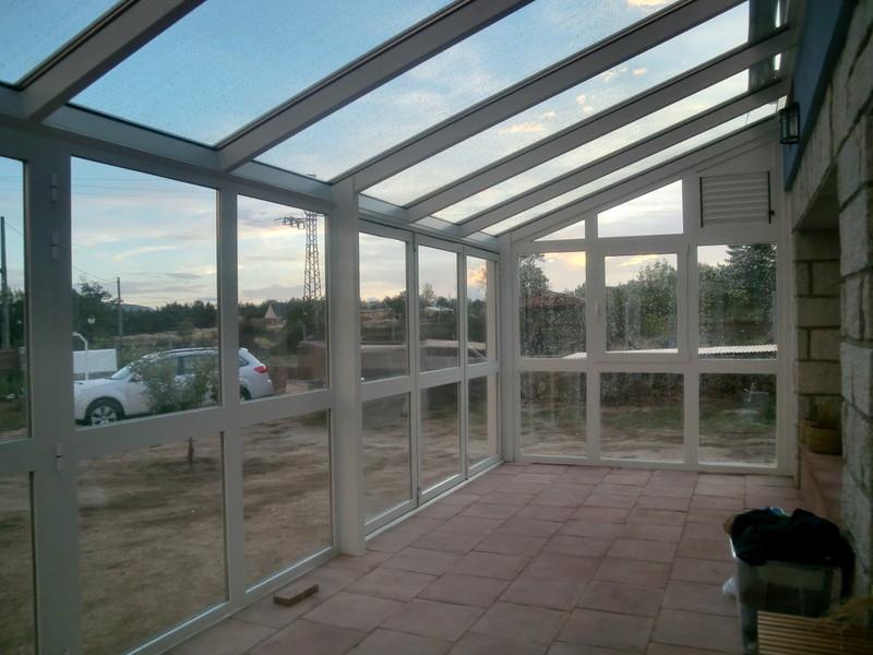 Porches de aluminio - Porches de aluminio y cristal ...